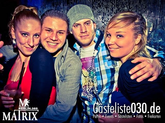 https://www.gaesteliste030.de/Partyfoto #52 Matrix Berlin vom 15.10.2011