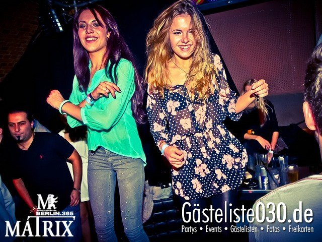 https://www.gaesteliste030.de/Partyfoto #22 Matrix Berlin vom 15.10.2011