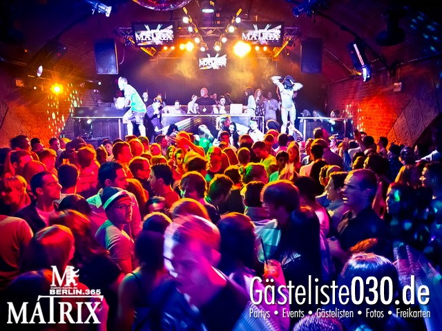 https://www.gaesteliste030.de/Partyfoto #34 Matrix Berlin vom 15.10.2011