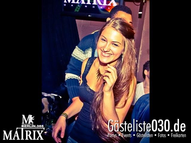 https://www.gaesteliste030.de/Partyfoto #18 Matrix Berlin vom 15.10.2011