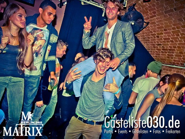 https://www.gaesteliste030.de/Partyfoto #6 Matrix Berlin vom 15.10.2011