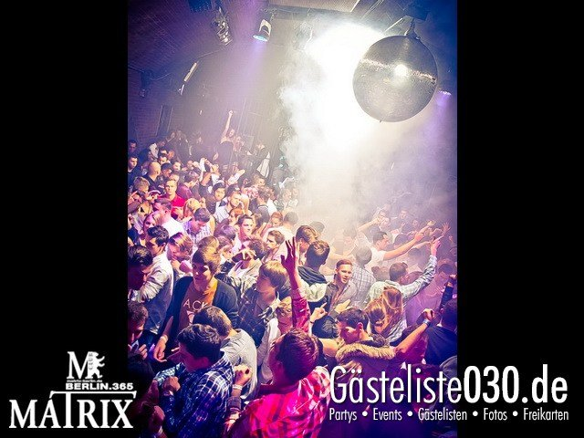 https://www.gaesteliste030.de/Partyfoto #69 Matrix Berlin vom 15.10.2011