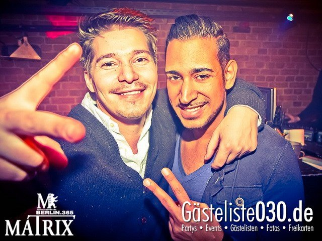 https://www.gaesteliste030.de/Partyfoto #63 Matrix Berlin vom 15.10.2011