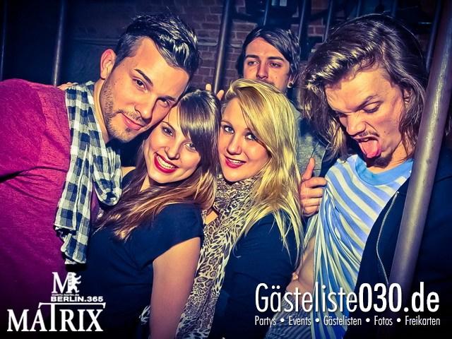 https://www.gaesteliste030.de/Partyfoto #132 Matrix Berlin vom 15.10.2011