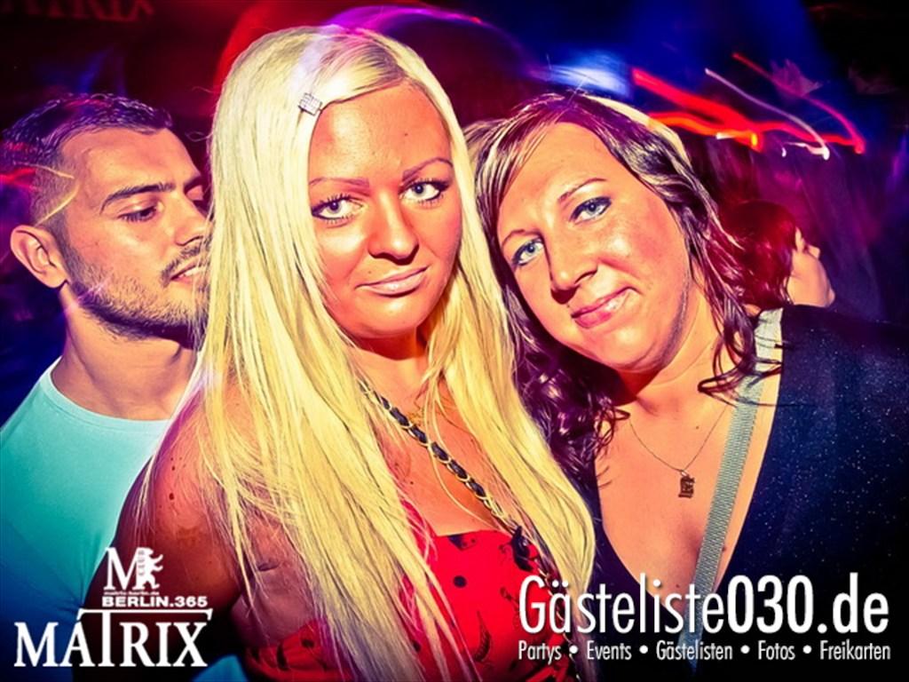 Partyfoto #48 Matrix 24.11.2012 Fruity