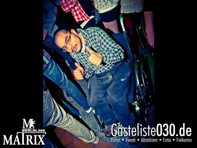 https://www.gaesteliste030.de/Partyfoto #63 Matrix Berlin vom 24.11.2012