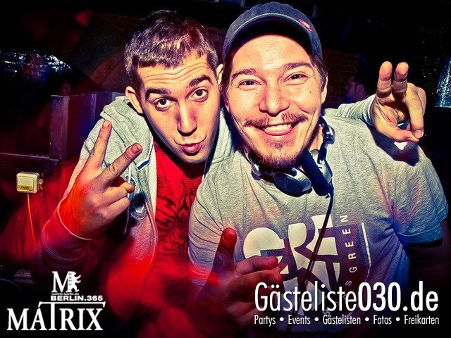 https://www.gaesteliste030.de/Partyfoto #29 Matrix Berlin vom 12.11.2012