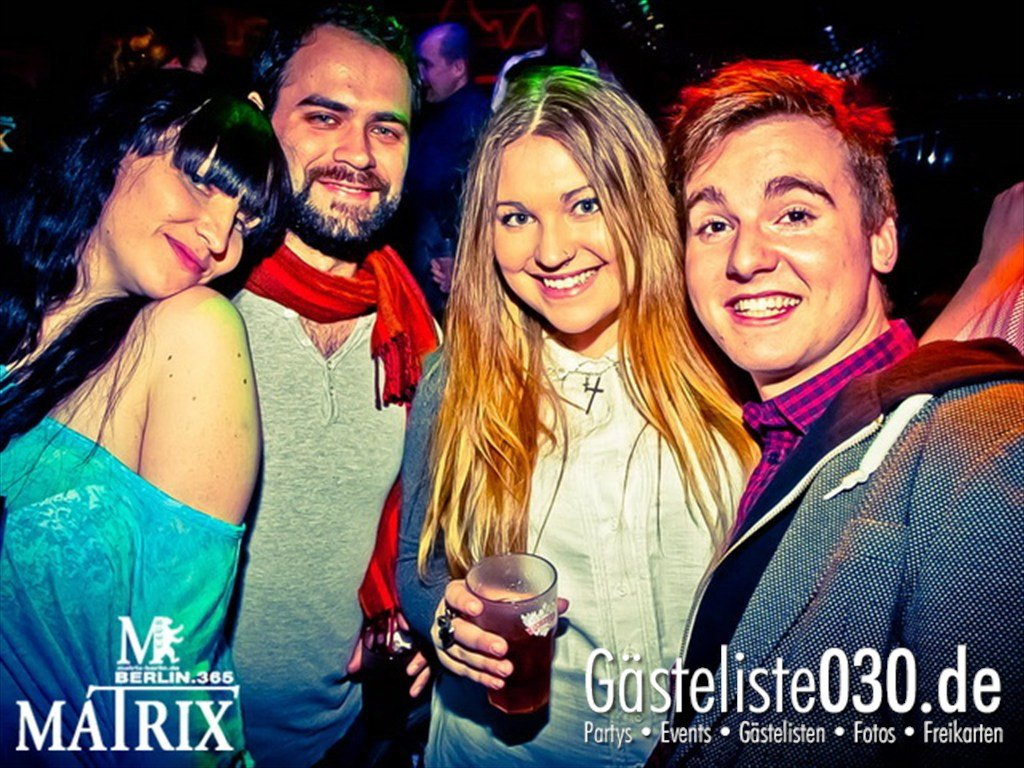 Partyfoto #49 Matrix 12.11.2012 Scandal