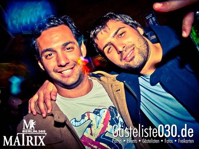 https://www.gaesteliste030.de/Partyfoto #40 Matrix Berlin vom 12.11.2012