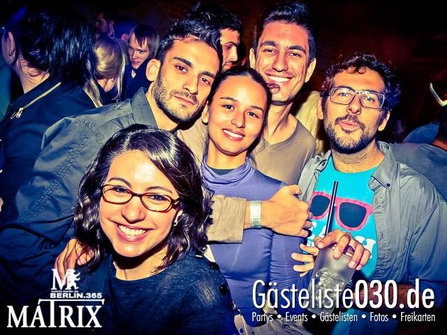 https://www.gaesteliste030.de/Partyfoto #64 Matrix Berlin vom 12.11.2012
