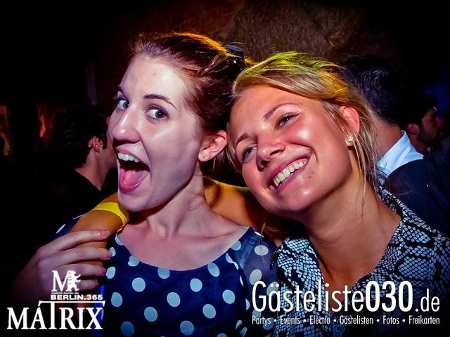 https://www.gaesteliste030.de/Partyfoto #104 Matrix Berlin vom 13.08.2013