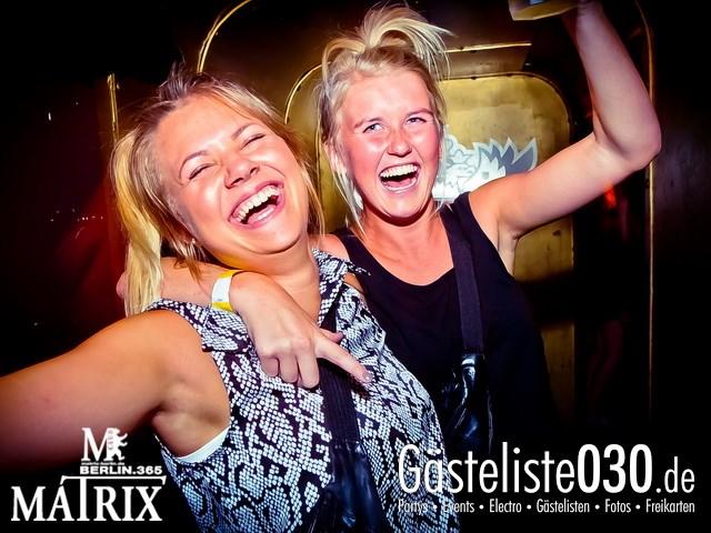 https://www.gaesteliste030.de/Partyfoto #1 Matrix Berlin vom 13.08.2013