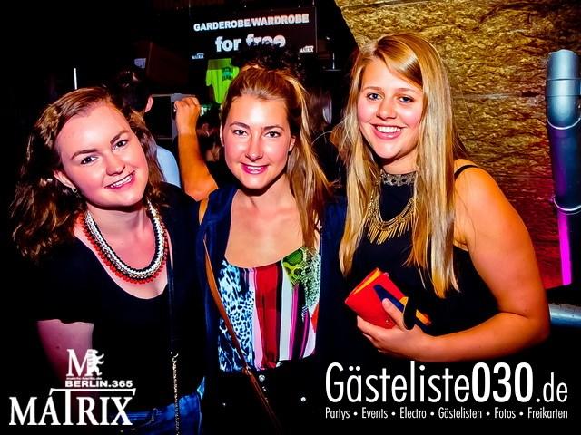https://www.gaesteliste030.de/Partyfoto #15 Matrix Berlin vom 13.08.2013