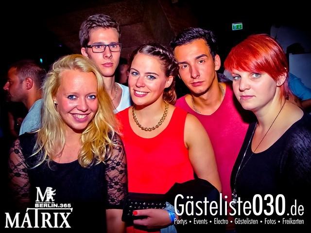 https://www.gaesteliste030.de/Partyfoto #96 Matrix Berlin vom 13.08.2013