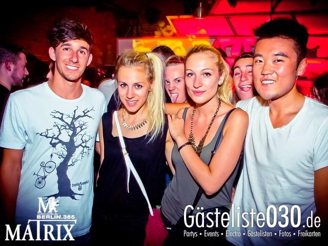 https://www.gaesteliste030.de/Partyfoto #75 Matrix Berlin vom 13.08.2013