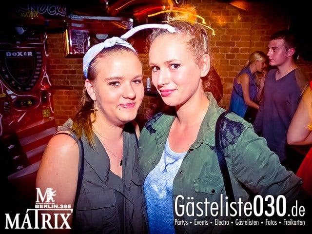 https://www.gaesteliste030.de/Partyfoto #101 Matrix Berlin vom 13.08.2013