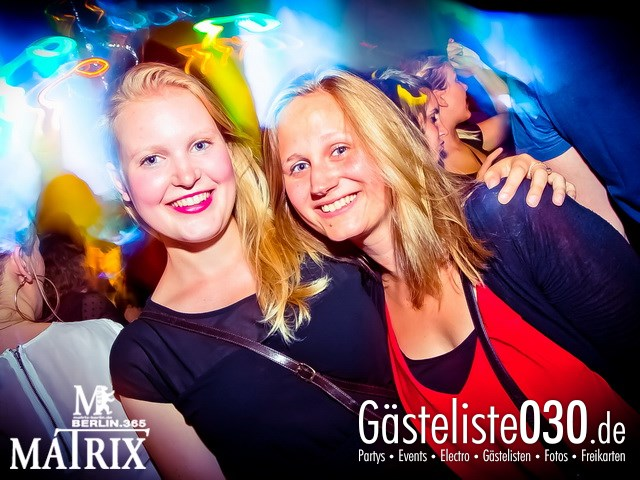 https://www.gaesteliste030.de/Partyfoto #31 Matrix Berlin vom 13.08.2013