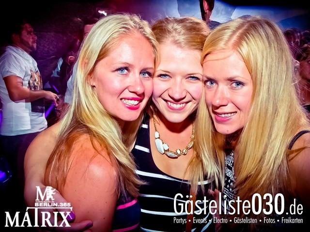 https://www.gaesteliste030.de/Partyfoto #102 Matrix Berlin vom 13.08.2013