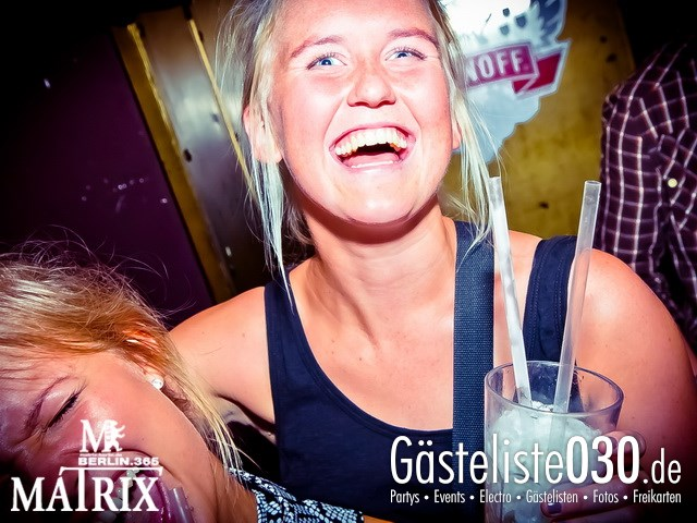 https://www.gaesteliste030.de/Partyfoto #80 Matrix Berlin vom 13.08.2013
