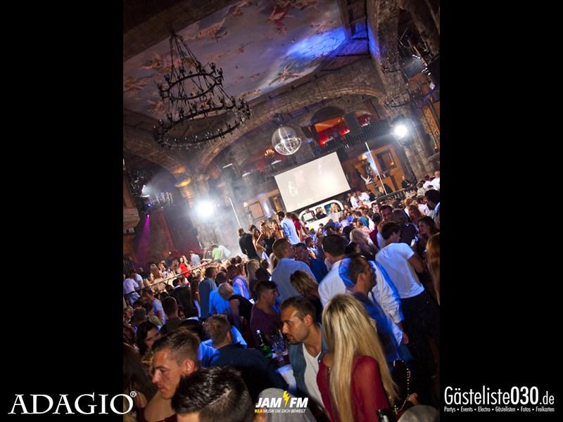 https://www.gaesteliste030.de/Partyfoto #58 Adagio Berlin vom 14.09.2013