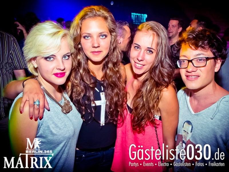 https://www.gaesteliste030.de/Partyfoto #126 Matrix Berlin vom 11.09.2013