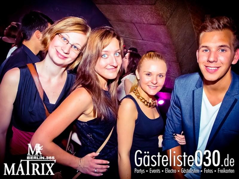 https://www.gaesteliste030.de/Partyfoto #3 Matrix Berlin vom 11.09.2013