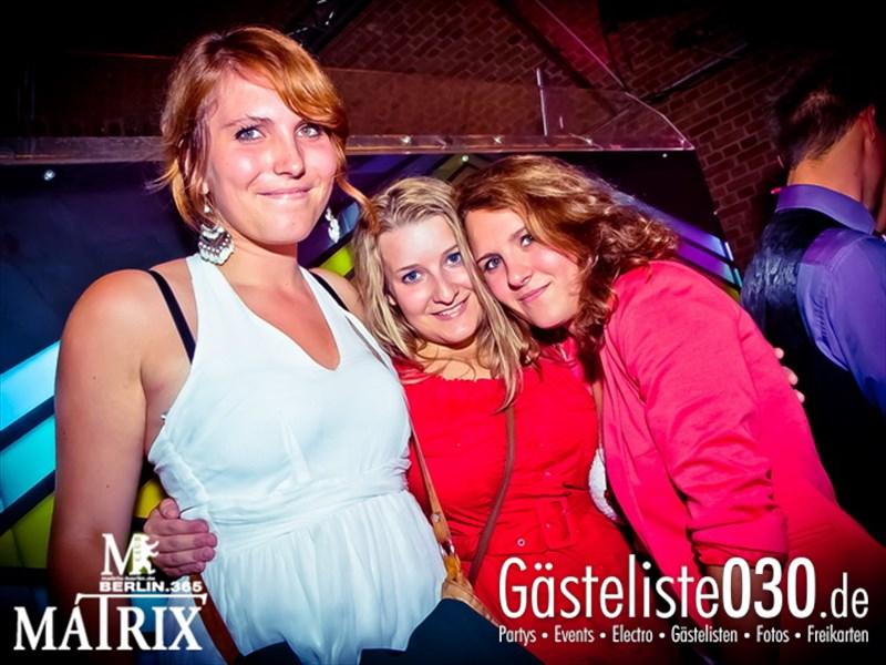 https://www.gaesteliste030.de/Partyfoto #114 Matrix Berlin vom 11.09.2013