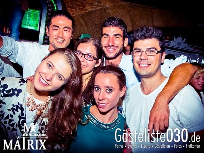https://www.gaesteliste030.de/Partyfoto #8 Matrix Berlin vom 11.09.2013