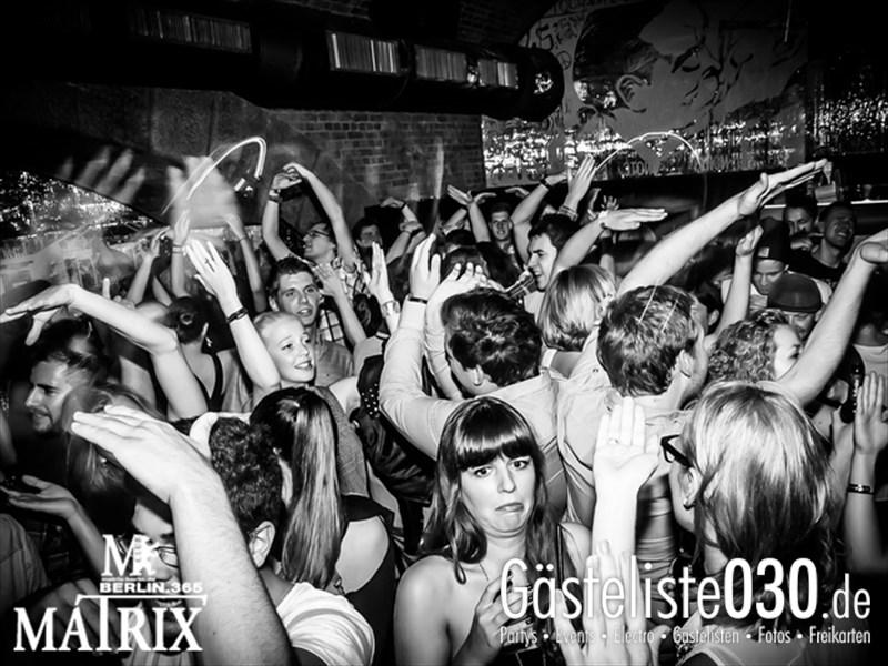 https://www.gaesteliste030.de/Partyfoto #52 Matrix Berlin vom 11.09.2013