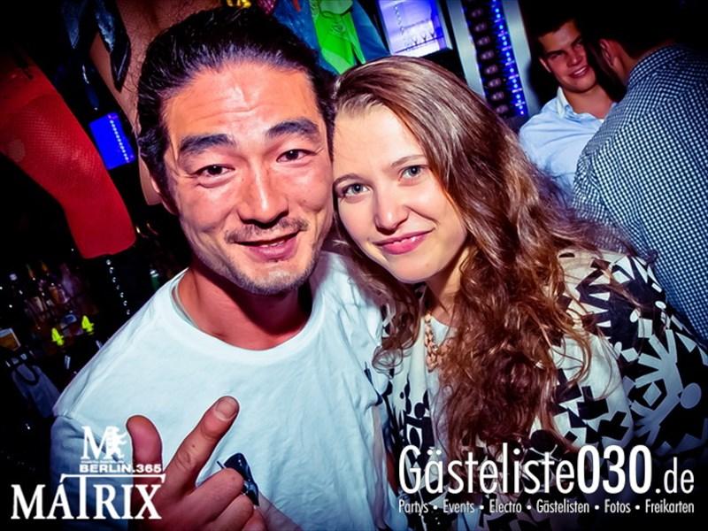 https://www.gaesteliste030.de/Partyfoto #46 Matrix Berlin vom 11.09.2013