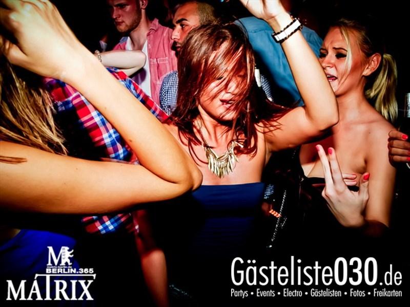 https://www.gaesteliste030.de/Partyfoto #95 Matrix Berlin vom 11.09.2013
