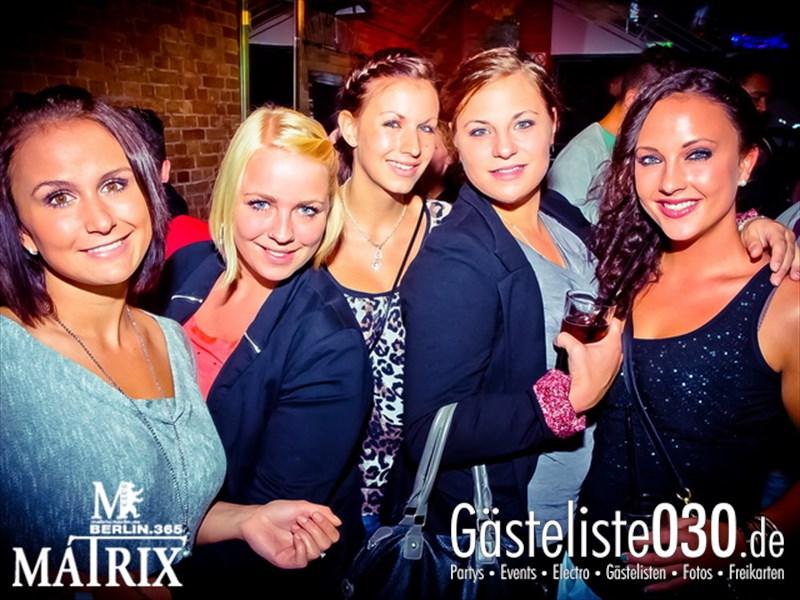 https://www.gaesteliste030.de/Partyfoto #91 Matrix Berlin vom 11.09.2013
