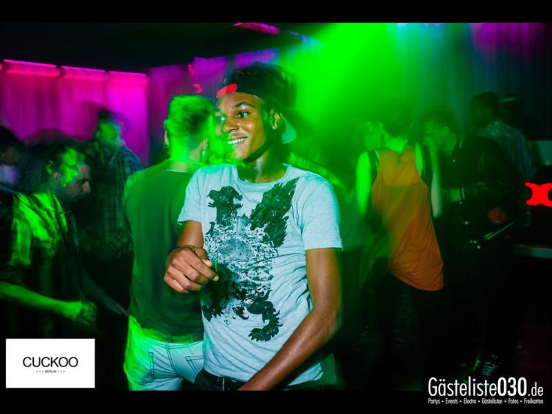 Partyfoto #77 Cuckoo Berlin Berlin vom 27.09.2013