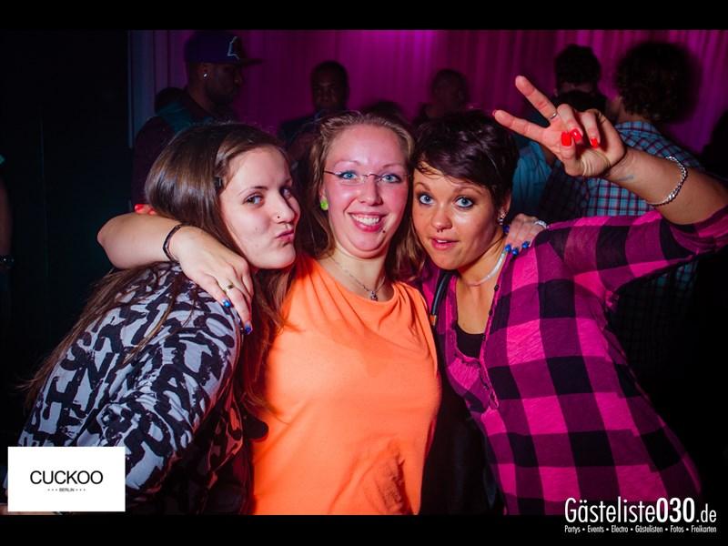 Partyfoto #82 Cuckoo Berlin Berlin vom 27.09.2013