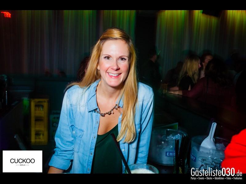 Partyfoto #25 Cuckoo Berlin Berlin vom 27.09.2013