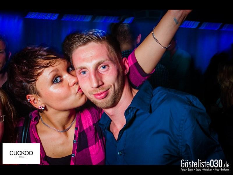 Partyfoto #84 Cuckoo Berlin Berlin vom 27.09.2013