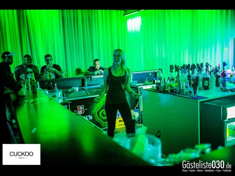 Partyfoto #93 Cuckoo Berlin Berlin vom 27.09.2013
