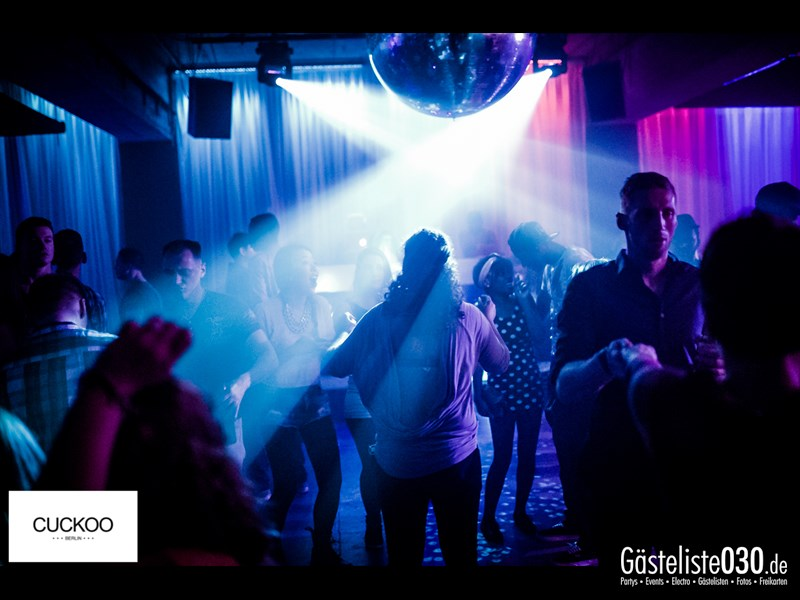Partyfoto #6 Cuckoo Berlin Berlin vom 27.09.2013