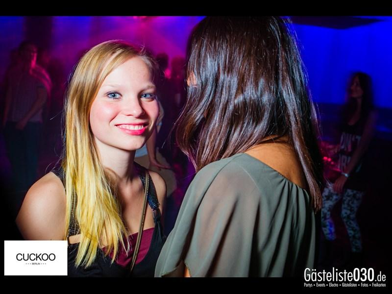 Partyfoto #31 Cuckoo Berlin Berlin vom 28.09.2013