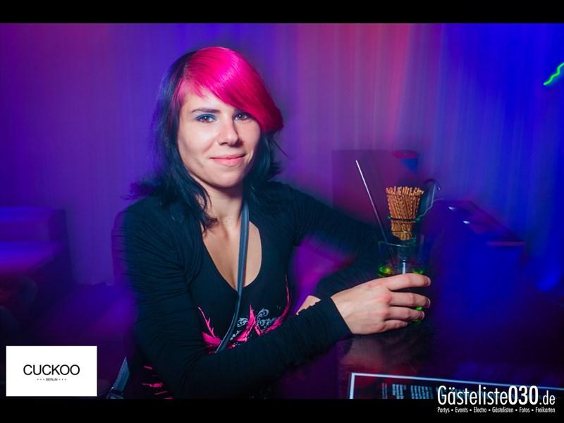 Partyfoto #37 Cuckoo Berlin Berlin vom 28.09.2013