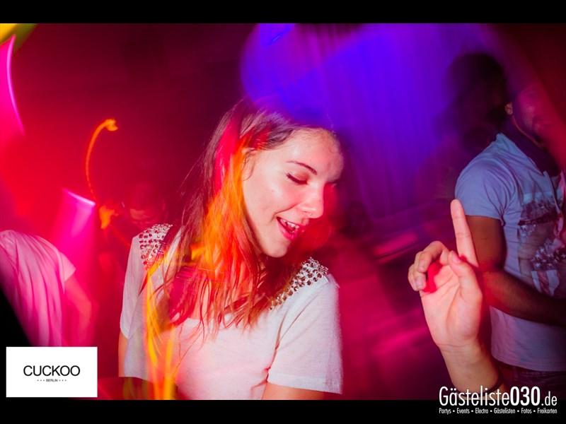 Partyfoto #54 Cuckoo Berlin Berlin vom 28.09.2013