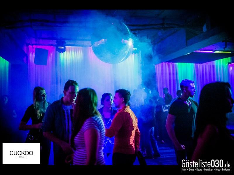 Partyfoto #33 Cuckoo Berlin Berlin vom 28.09.2013