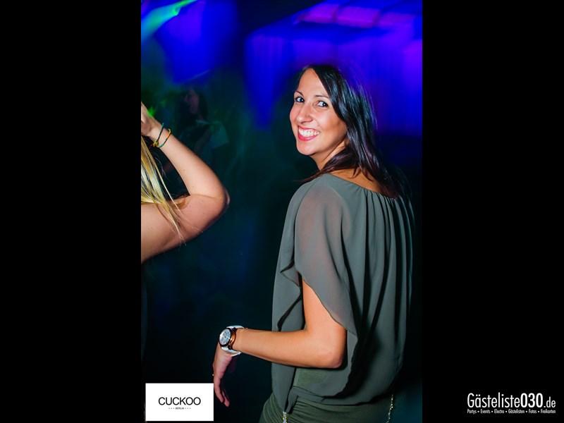 Partyfoto #42 Cuckoo Berlin Berlin vom 28.09.2013