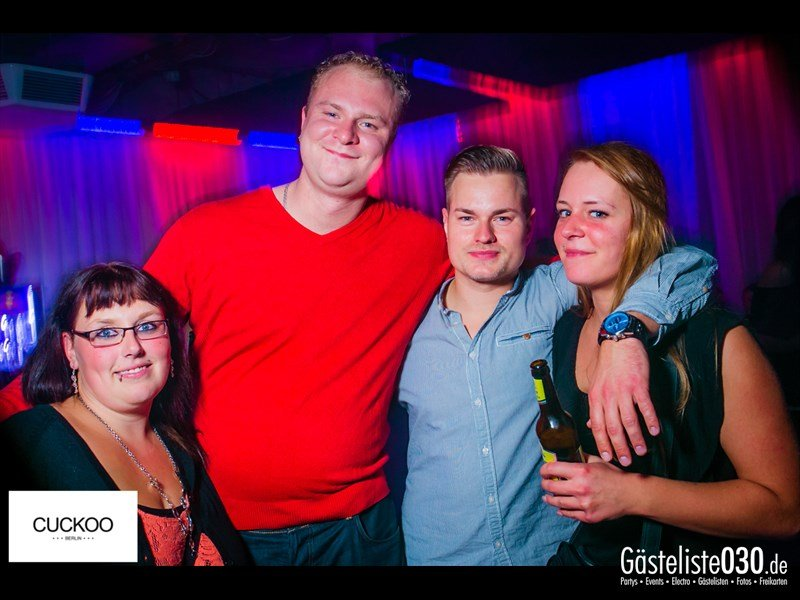 Partyfoto #70 Cuckoo Berlin Berlin vom 28.09.2013