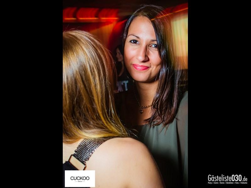 Partyfoto #77 Cuckoo Berlin Berlin vom 28.09.2013