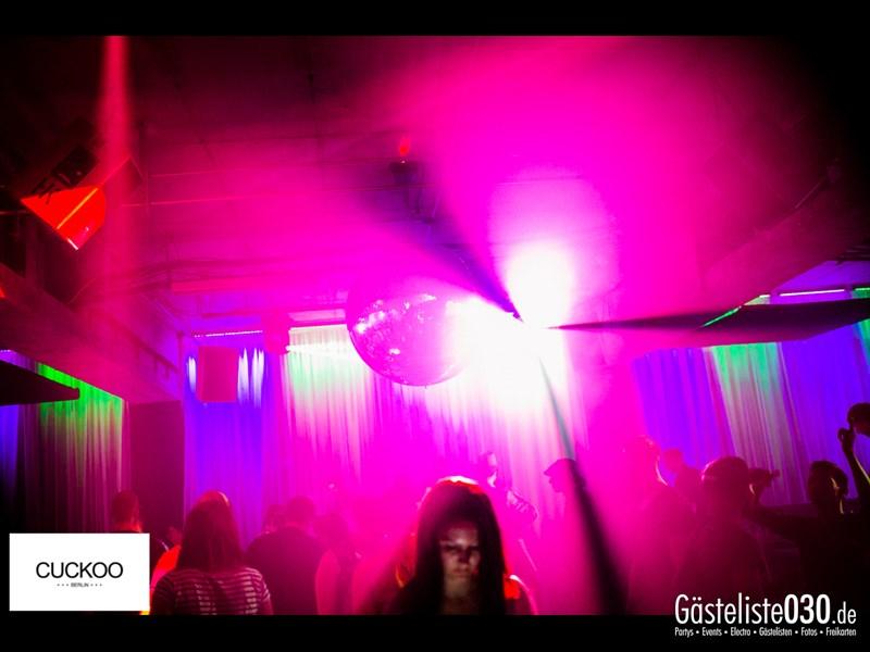Partyfoto #84 Cuckoo Berlin Berlin vom 28.09.2013