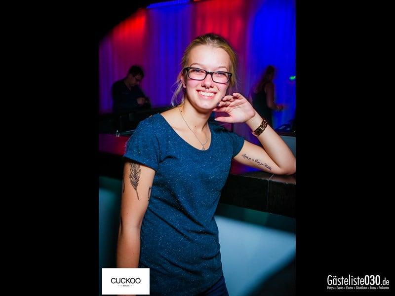 Partyfoto #17 Cuckoo Berlin Berlin vom 28.09.2013