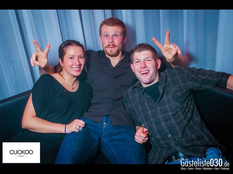 Partyfoto #43 Cuckoo Berlin Berlin vom 28.09.2013