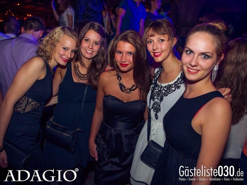 https://www.gaesteliste030.de/Partyfoto #1 Adagio Berlin vom 28.09.2013