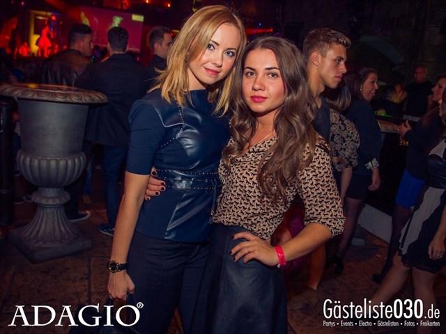 Partypics Adagio 28.09.2013 Glamour
